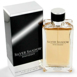 Davidoff Silver Shadow for Men (Kvepalai vyrams) EDT 100ml