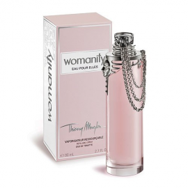 Thierry Mugler Womanity Eau pour Elles for Woman (Kvepalai Moterims) EDT  80 ml (Pildomas)