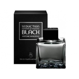 Antonio Banderas Seduction in Black  for Men (Kvepalai Vyrams) EDT 100ml