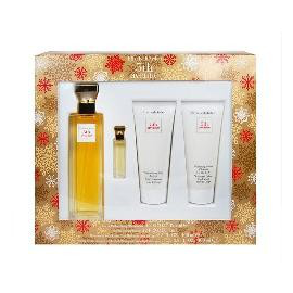 Elizabeth Arden 5th Avenue for Woman (Rinkinys Moterims) EDP 125ml + 100ml Body lotion + 100ml Body cream + 3,7ml Miniature