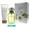 Hermes Un Jardin Sur Le Nil for Woman (Rinkinys Moterims) EDT 50ml + 75ml Body lotion