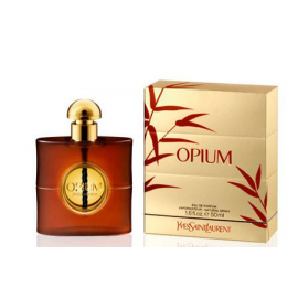 YVES SAINT LAURENT OPIUM 2009 for Women ( Kvepalai moterims) EDP 50 ml