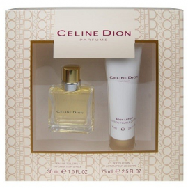 Celine Dion Celine Dion for Woman (Rinkinys Moterims) EDT 30ml + 75ml Body lotion