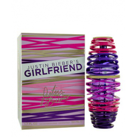 Justin Bieber - Girlfriend for Woman (Kvepalai Moterims) EDP 50ml