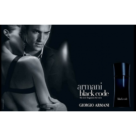 Giorgio Armani  Black Code  for Men (Kvepalai Vyrams) EDT  75ml (TESTER)