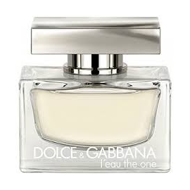 DOLCE & GABBANA L´Eau THE ONE for Woman  (Kvepalai Moterims) EDT 75ml (TESTER)