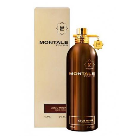 Montale Paris  Aoud Musk UNISEX (Kvepalai Vyrams ir Moterims) EDP 100ml