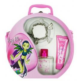 Disney Princess Witch Hay Lin for Woman (Rinkinys Vaikams) EDT 75ml + 50ml body lotion + Bracelet